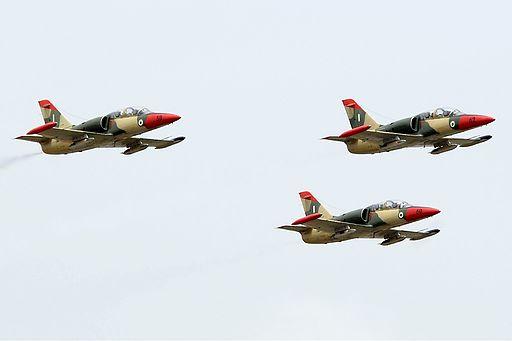 Nigerian Air Force Aero L-39ZA Albatros Iwelumo-2