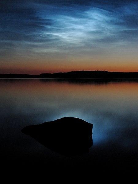 Awan Noctilucent