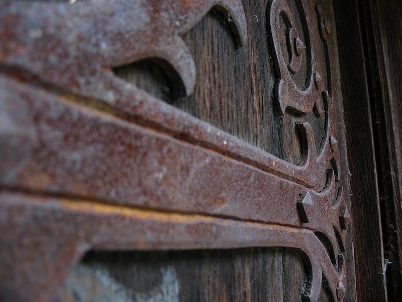 File:Northwestern College Chapel Door.jpg