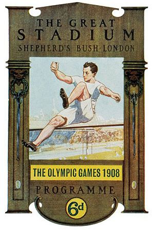 Olympics London 1908
