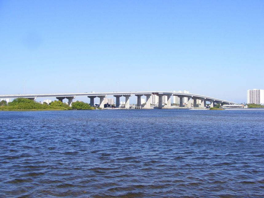 Image result for Port Orange Causeway