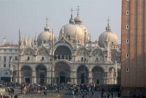 Basilica di San Marco (Venise, Italy)