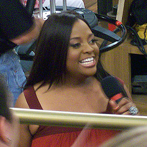 Sherri Shepherd June 2008