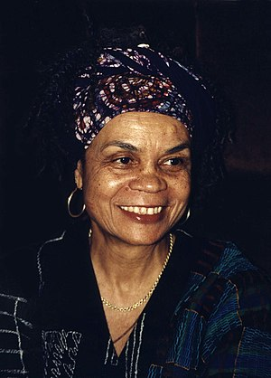English: Sonia Sanchez, Miami Book Fair Intern...