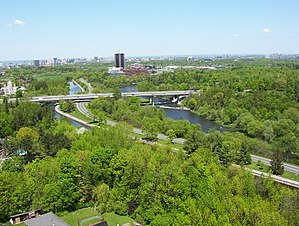 TheRideau Canal, the Rideau River, Colonel By ...