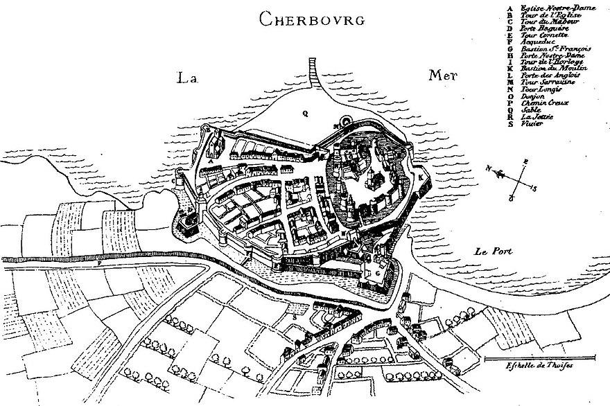 cherbourg octeville the reader wiki