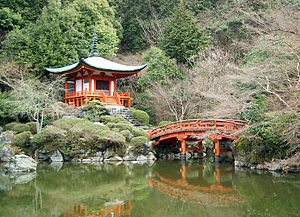 Located in Kyoto, Japan, Daigo-ji is the head ...