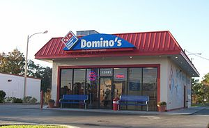 Dominos Pizza in Spring Hill Florida