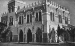 Old Postcard of Italian Somalia, dated 1940, s...