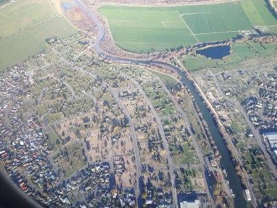 Kaiapoi River - Wikipedia