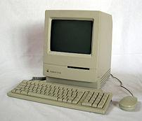 The Macintosh Classic, Apple's early 1990s bud...