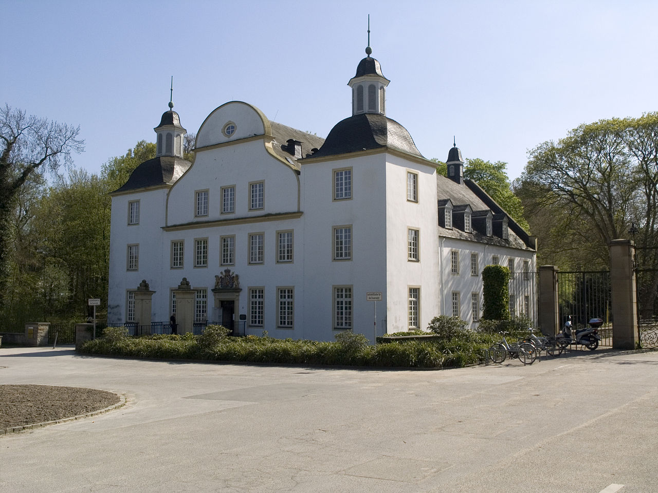 Schloss Borbeck Standesamt Schloss Borbeck In Essen