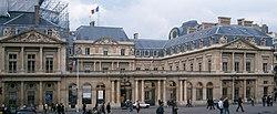 El Palais Royal de Par�s, sede del Consejo de Estado