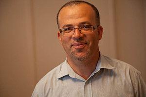 Samir Dilou, membre du bureau exécutif du part...