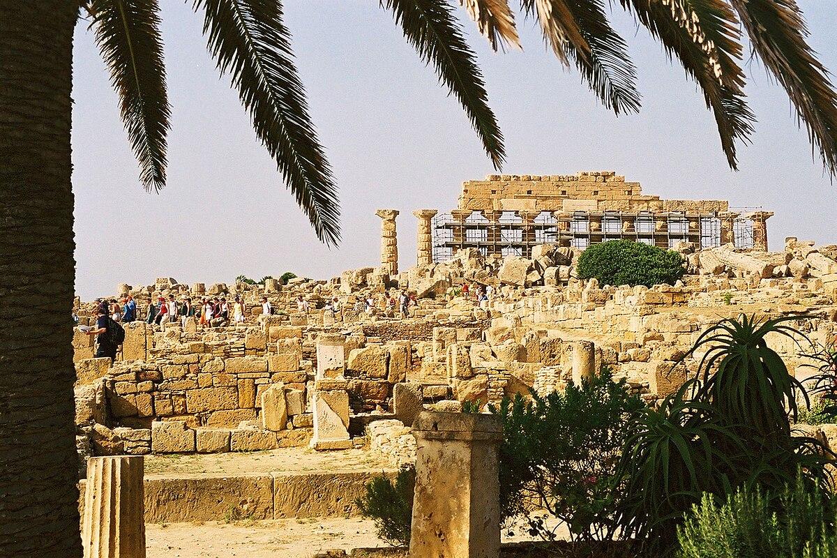 Temple C Selinus Wikipedia