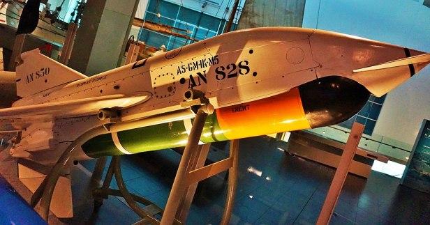 WA Maritime Museum - Joy of Museums - Ikara Missile