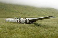 第二次世界大戦飛行機wreckage.jpg