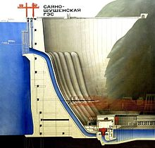 2009 SayanoShushenskaya power station accident  Wikipedia