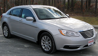 List of Chrysler vehicles   Wikiwand Chrysler 200  2011     2017
