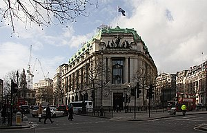 English: Australia House Home of the Australia...