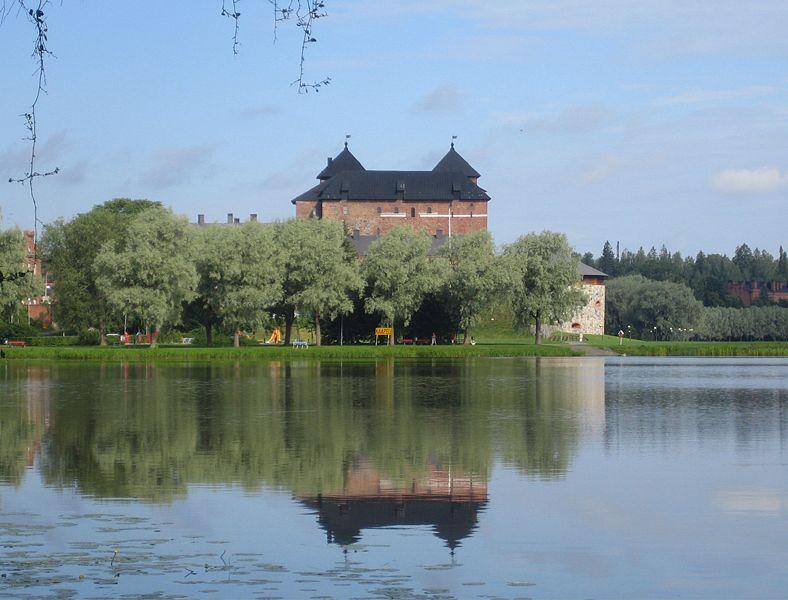 Крепость Häme, то есть Хямеенлинна