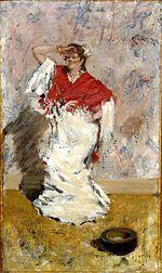 Dancing Girl or Street Dancer / Italy