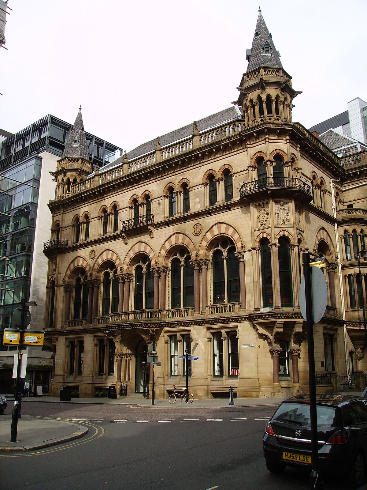 Manchester Reform Club Wikipedia