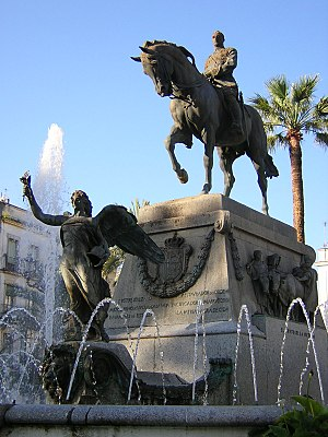 Monumento a Miguel Primo de Rivera (1929) (Pla...