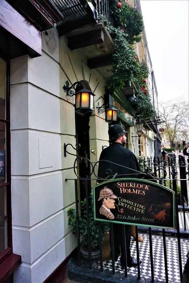 Sherlock Holmes Museum- Joy of Museums 2
