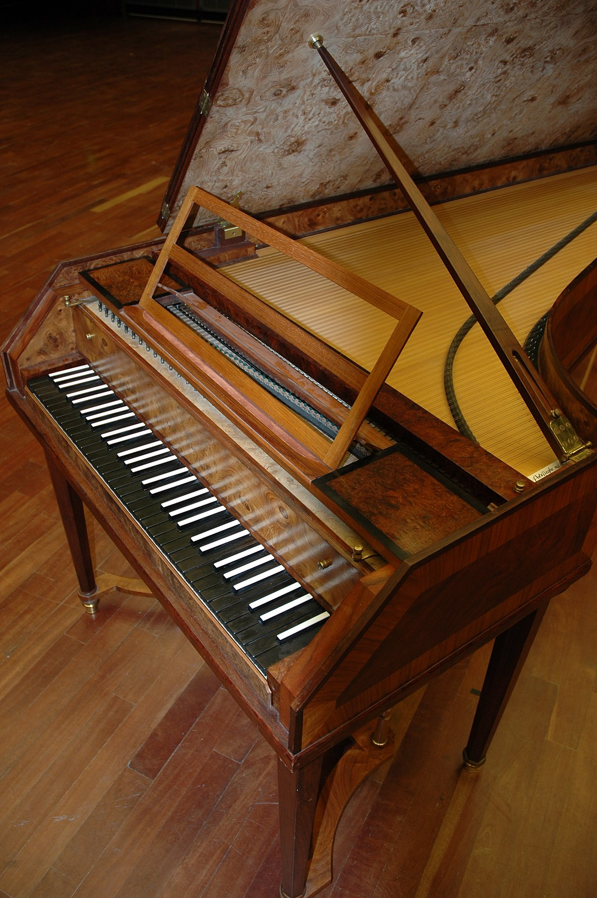 Tangent Piano Wikipedia