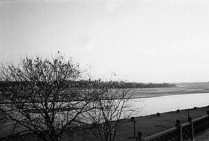 River Yamuna - View from Tajmahal