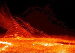 Taken by Hinode's Solar Optical Telescope on J...