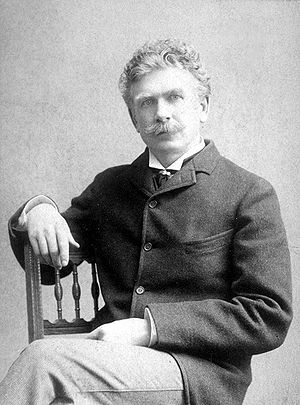 Ambrose Bierce, American author