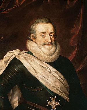 Henry IV of France.