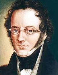 Ludwig Bechstein (1801-1860), Öl auf Porzellan