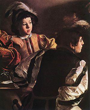 Michelangelo Merisi da Caravaggio - The Callin...