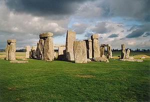 Stonehenge in 2004