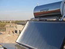 Aquecimento Solar Água - Boiler