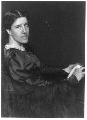 English: American feminist poet and writer Cha...