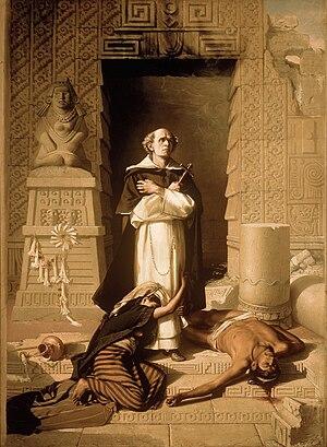 """""""Fray Bartolomé de las Casas"""" by Fel..."""