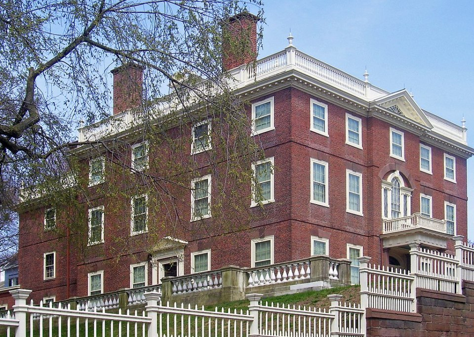 John Brown House, Providence, RI edit1