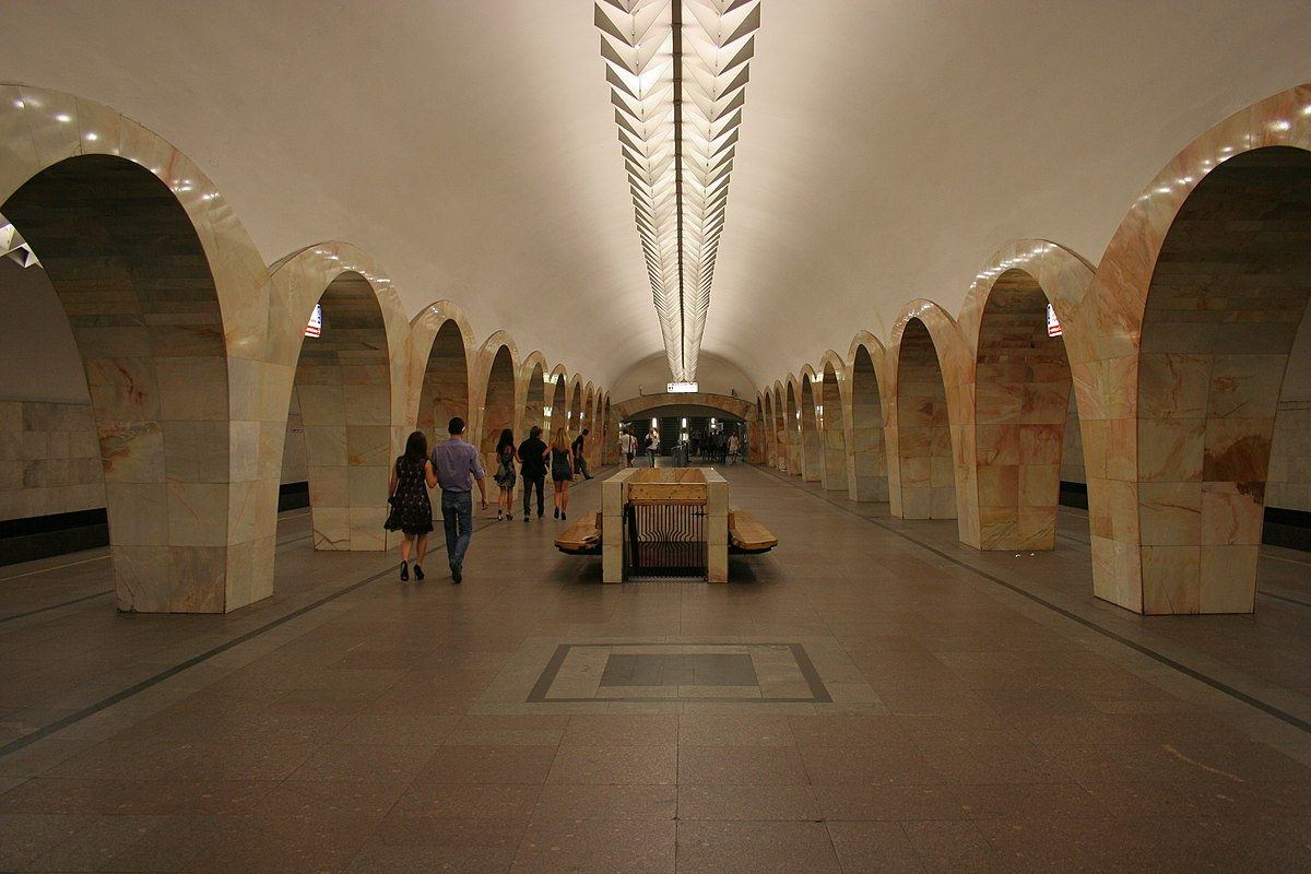 Kuznetsky Most (Moscow Metro)