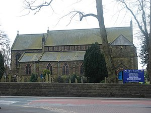 English: Longton, St. Andrew