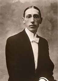 English: russian Composer Igor Stravinsky ????...