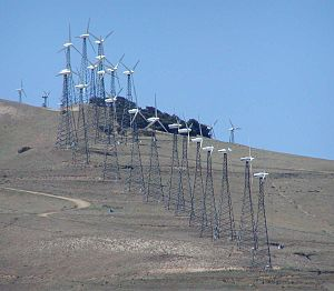 Tehachapi wind farm 4