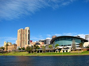 The Adelaide Convention Centre, was home to th...