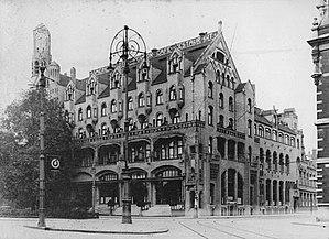 American Hotel, Amsterdam