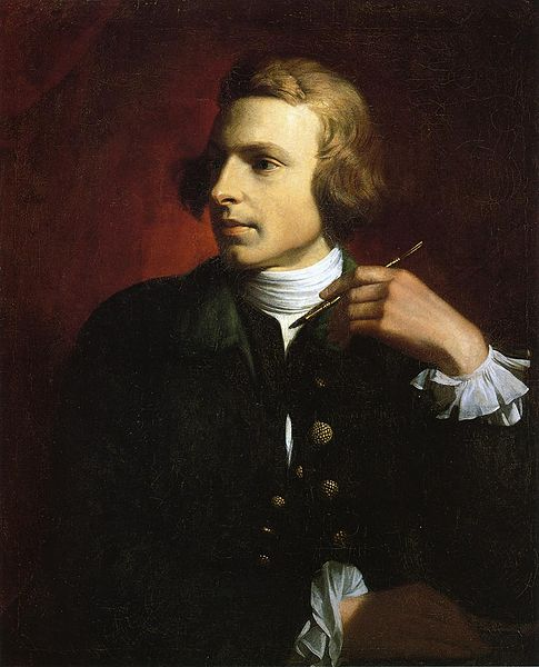 File:Charles Willson Peale by Benjamin West.jpg
