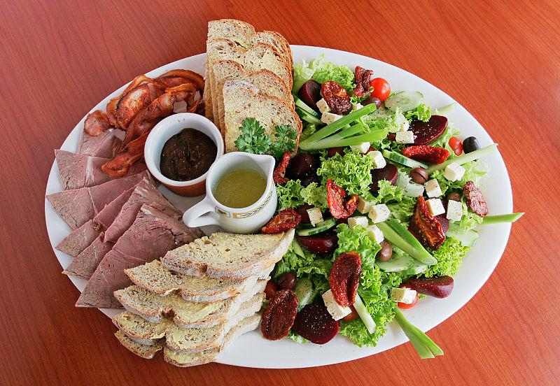 File:Cold meat salad.jpg