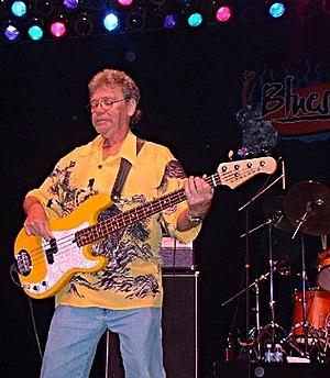 """Photo of musician Donald """"Duck"""" Dunn"""